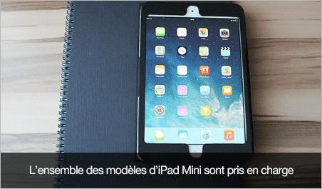 Réparation iPad Mini Paris - dépannage et changement d'écran